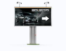 Дизайн-поддержка ЗАО «Евро-Моторс»
