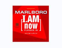 Флаер на мероприятие Мальборо